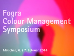 Tutorial in Verbindung mit dem Colour Management Symposium